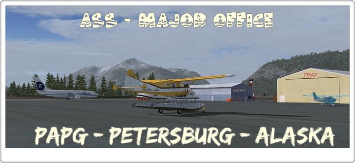 PAPG - Petersburg - unsere erste Homebase PAPG01