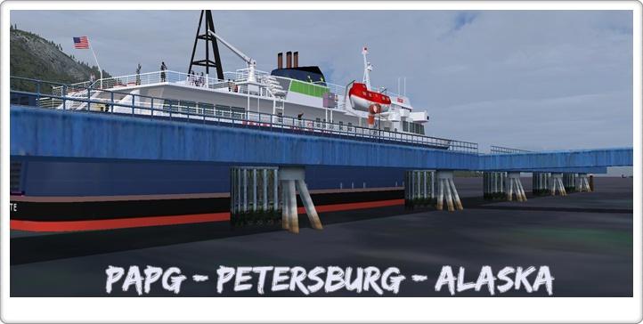 PAPG - Petersburg - unsere erste Homebase PAPG11