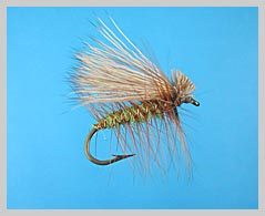 koje vrste riba Deerhair_caddis