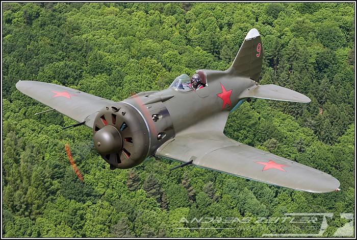 """L'Aviation Russe"" Polikarpov I-16 type 24, ICM 1/32 0-EPRN_air-air-2166_700_470_90"