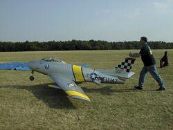 Le North American Sabre F-86 PIC00031