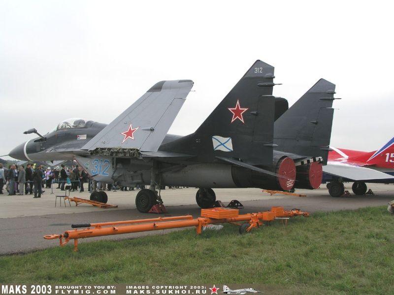 المقاتلة البحرية mig29 k MiG-29K.4