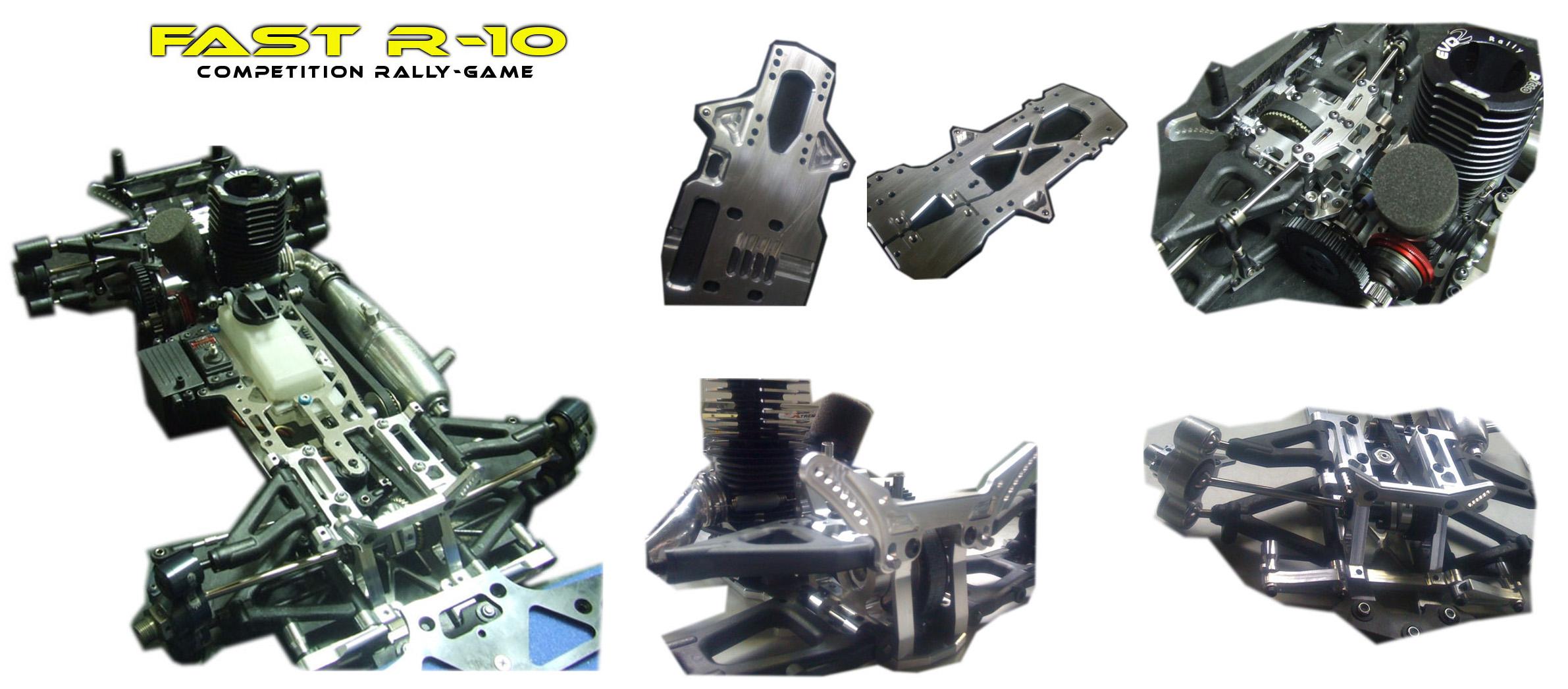flypistons - portal FASTR-10