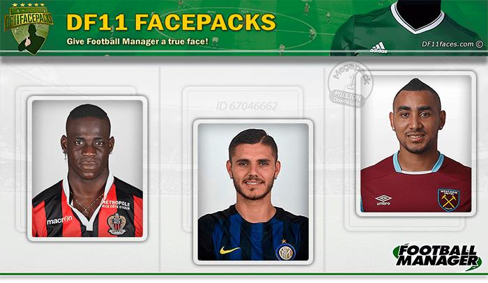 DF11 Faces Megapack (FM2017) Df11-faces-2016-17