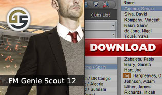 Fm12 - FM12 Genie Scout is out. Gs12-download