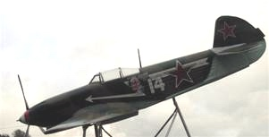 Aviation de chasse 2eGM Yak9