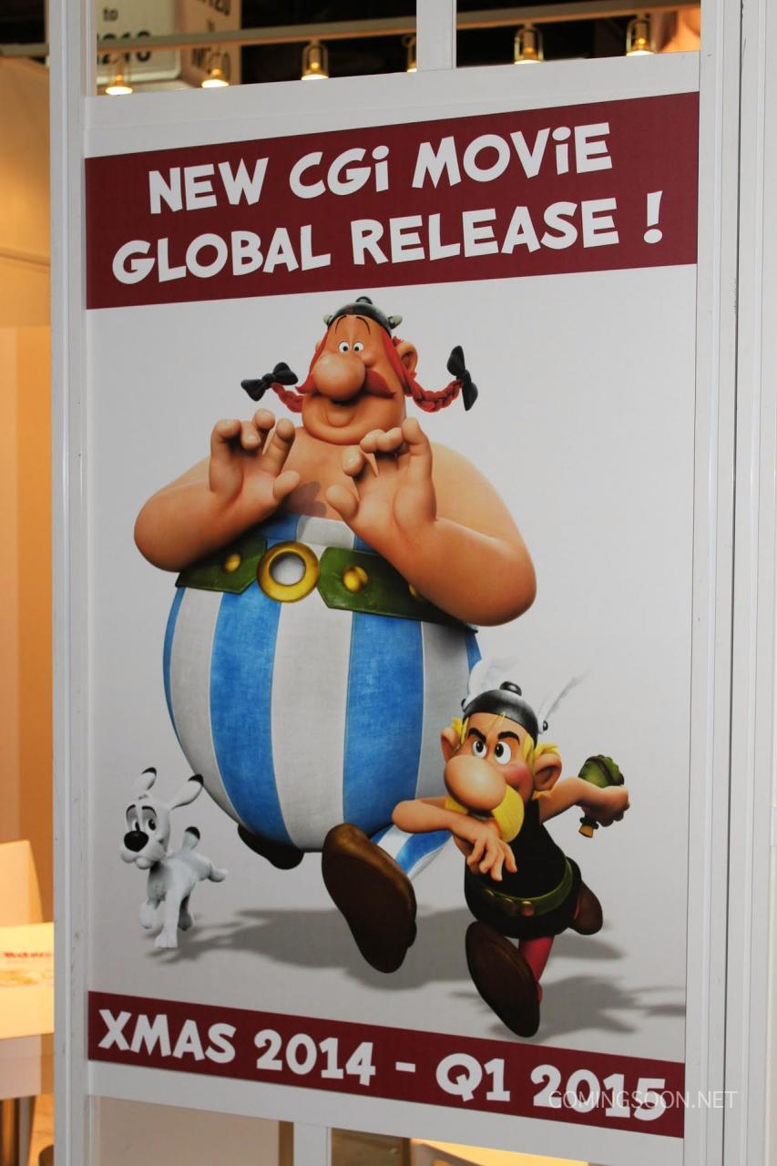 Astérix : Le Domaine des Dieux [Disney+] - Page 2 Licensing-expo-asterix