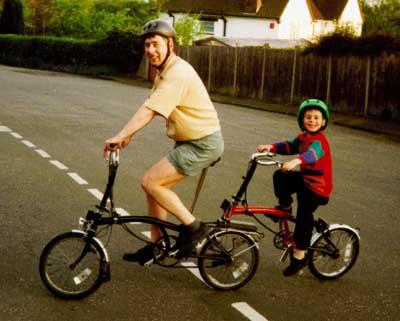 Vélo suiveurs compatible avec Brompton? Trailerb