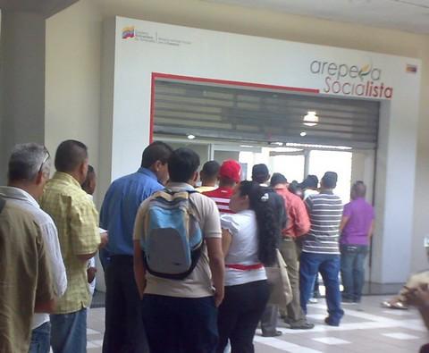 La Politica monetaria del Venezuela.. Arepera_socialista
