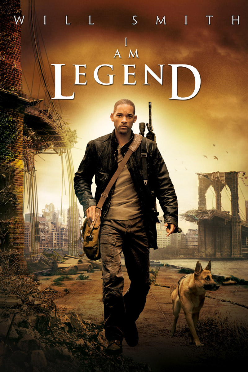 The William Shakespeare Conspiracy   I-am-legend-poster