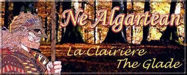Ne Algartean - La Clairière - The Glade