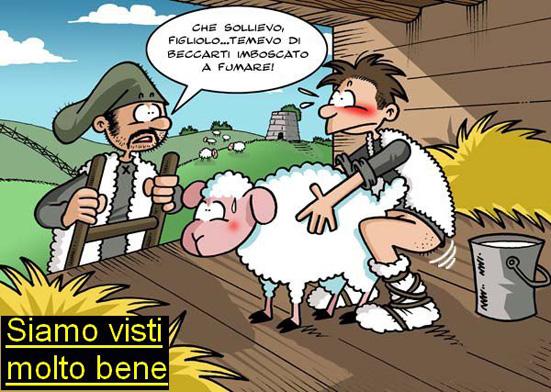 Il topic delle immagini - Pagina 5 Le-pecore-e-il-villaggio-1
