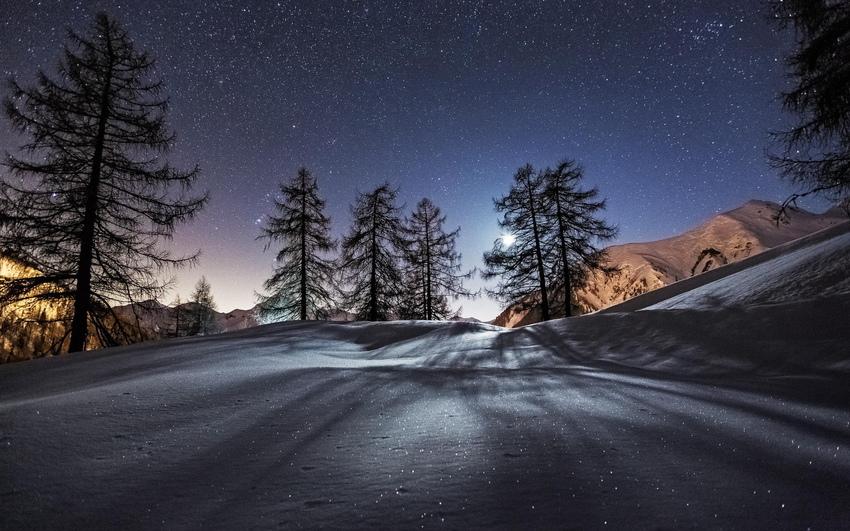 Звёздное небо и космос в картинках - Страница 38 150169