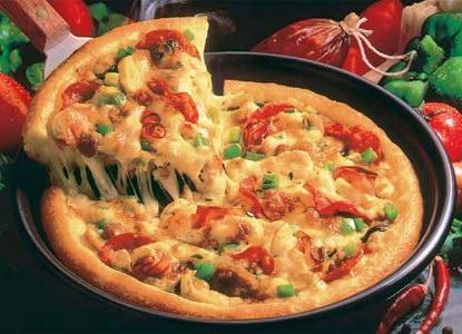 Restoranti 'Klea Love' - Faqe 2 Pizza