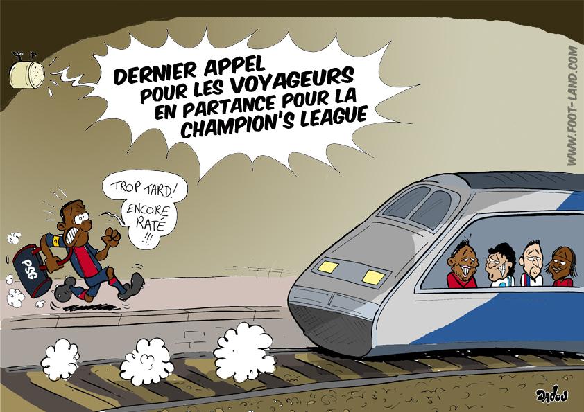 PSG - Page 32 Le-PSG-la-gare-05-04-2011