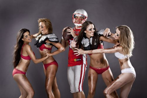 Football américain (NFL) Un-qb-bien-protege