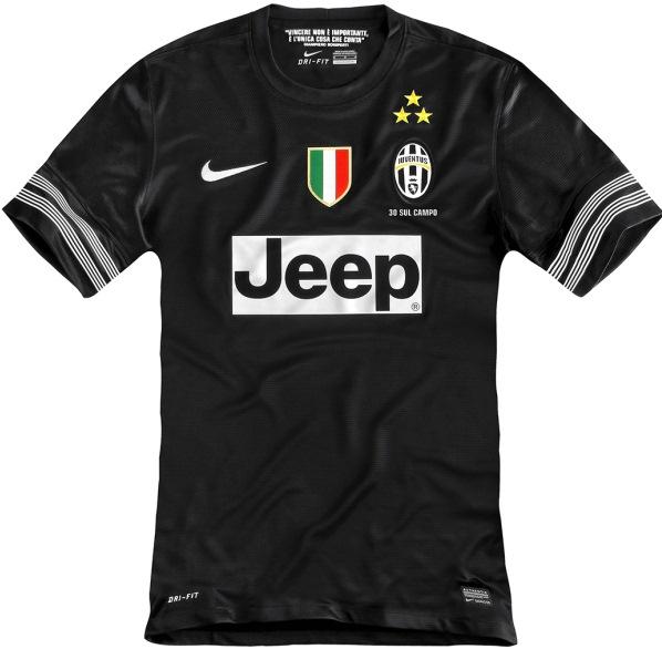 Sevilla - Juventus 2015.12.08. 20:45 - Page 2 Black-Juventus-Kit-2013