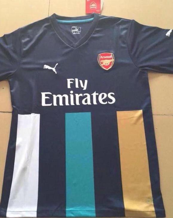 The Criminal Life of Benzema - Page 3 Leaked-Arsenal-Third-Kit-15-16