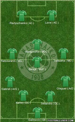 J11/ Genoa 0-1 Panathinaikos 15854_Panathinaikos_AO