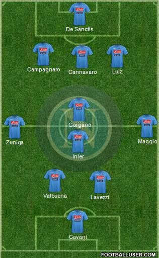 2eme journee: Chelsea vs Naples 352837_Napoli