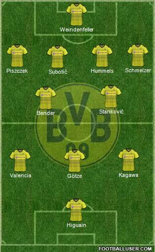 Journée 2 -  29/08/12 495032_Borussia_Dortmund
