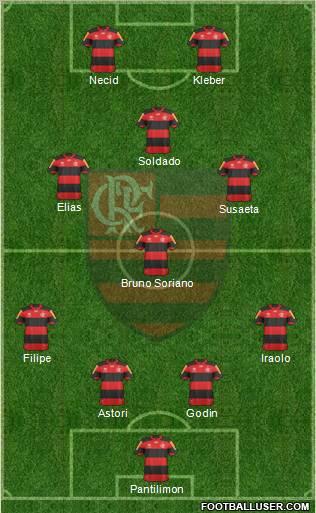 Little bit of fun 515890_CR_Flamengo
