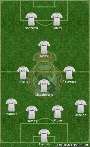 Little bit of fun 516936_Real_Madrid_C_F_