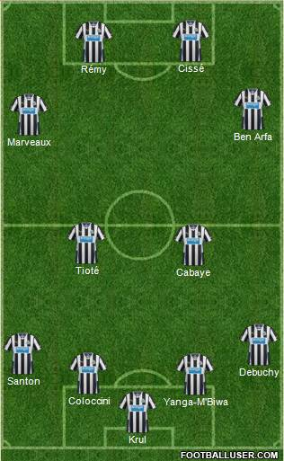 Composition 883563_Newcastle_United