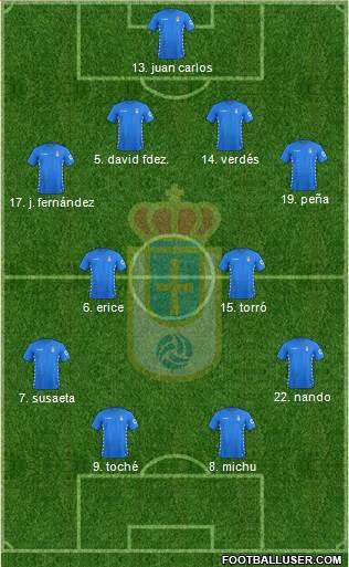 [J07] Cádiz C.F. - Real Oviedo C.F. 25/09/2016 - 12:00 h. 1511505_Real_Oviedo_SAD