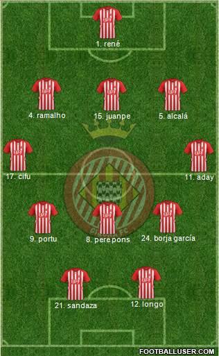 [J09] Cádiz C.F. - Girona F.C. 09/10/2016 - 18:00 h. 1517128_FC_Girona