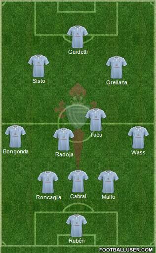 Panathinaikos 0-2 R.C. Celta | Europa League 1536959_RC_Celta_SAD