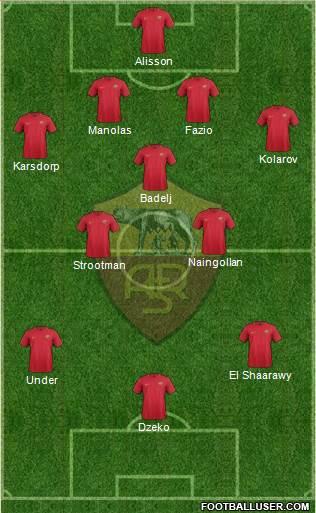 Quelle serait votre équipe pour la saison 2020 / 2021 ?  - Page 4 1682182_AS_Roma
