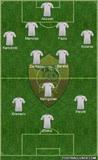 Quelle serait votre équipe pour la saison 2020 / 2021 ?  - Page 4 1682183_AS_Roma
