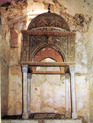 بالصورقباب المسجد الأقصى  Issa_mahd_dome