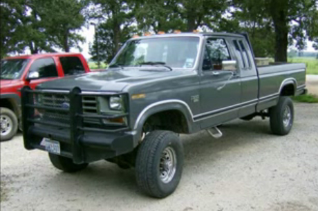 MAS AUTOS, MOTOS, BICIS,ETC!!!!!! OH MY GOD xD 1986-ford-diesel-truck