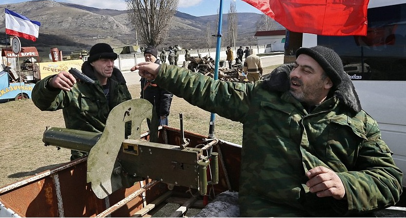 armes vues en ukraine  Maxim1