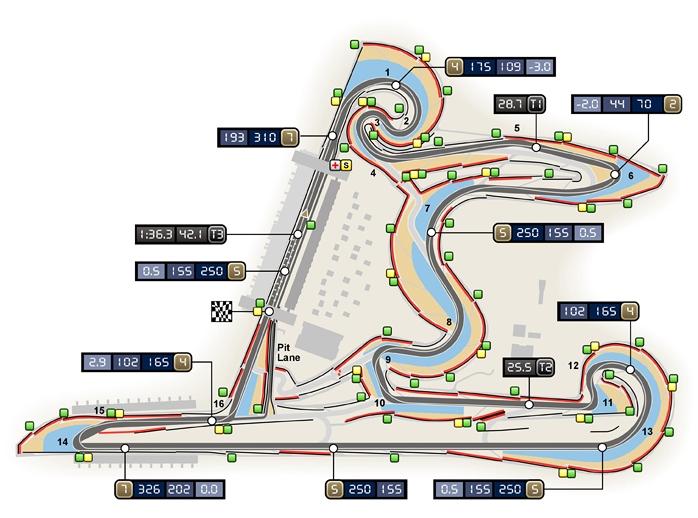 Gran Premio de China 2014 Circuito-de-Shanghai