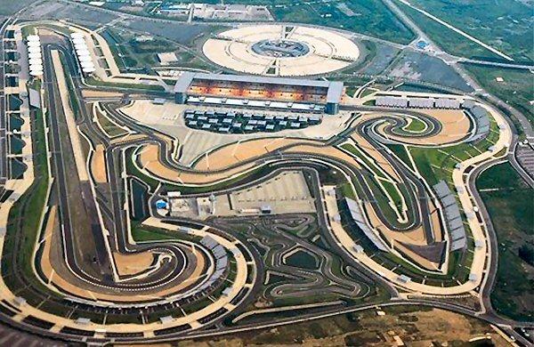 Gran Premio de China Shanghai