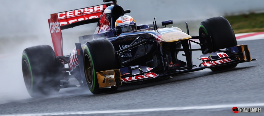 Gran Premio de España Vergne-Montmelo