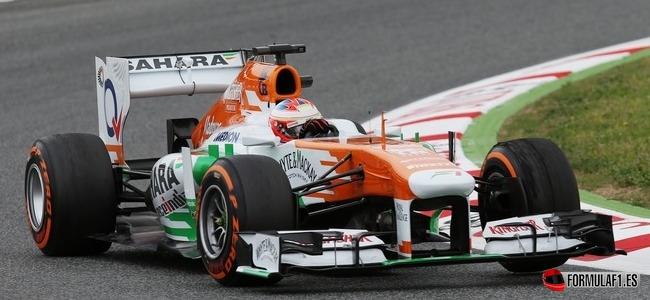 Gran Premio de España Di-resta-barcelona-fp2