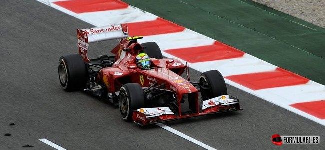 Gran Premio de España Massa-fp3-bcn