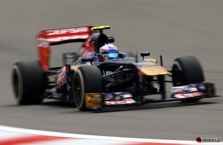 Gran Premio de Alemania Ricciardo-Q1