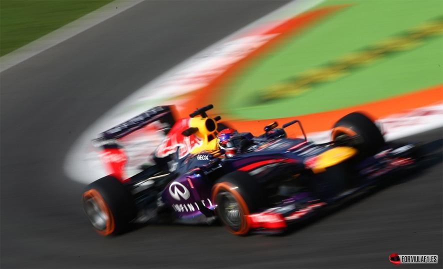 Gran Premio de Italia Vettel-Italia