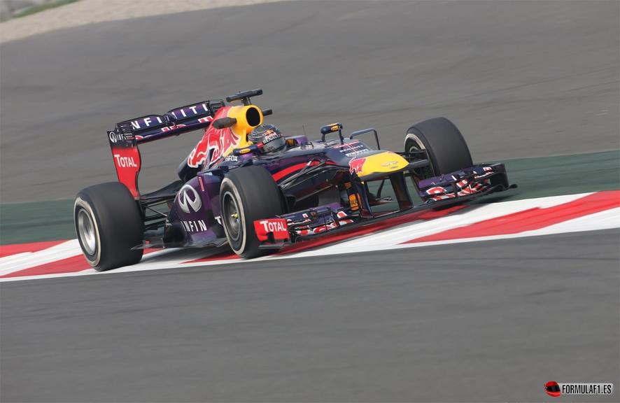 Gran Premio de India Vettel-FP23