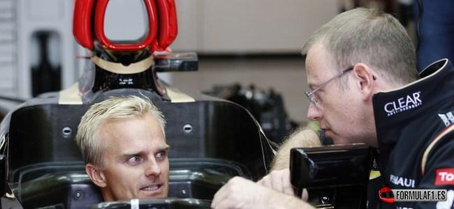 Gran Premio de EE.UU. Heikki-cockpit-austin