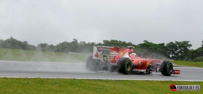 Gran Premio de Brasil Massa-interlagos