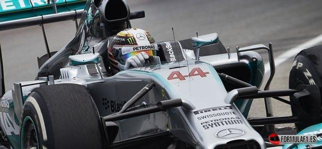 Gran Premio de China 2014 Hamilton-china-fp2