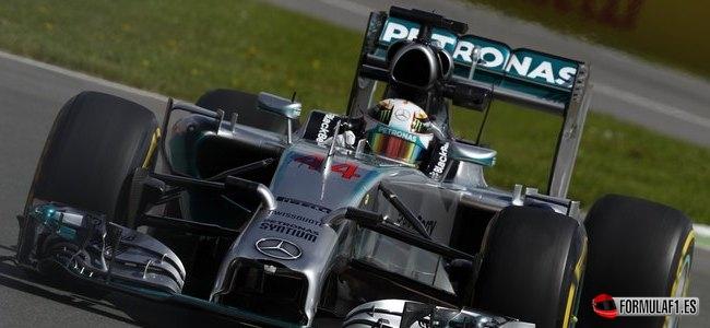 Gran Premio de Canadá 2014 Hamilton-libres-3-canada