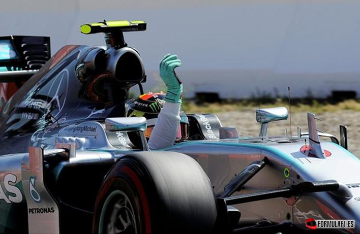 Gran Premio de Alemania 2014 Rosberg-logra-la-victoria.-GP-Alemania-2014