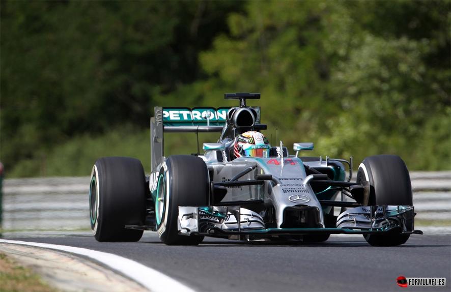 Gran Premio de Hungría 2014 Ham-fp21